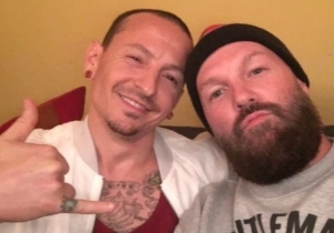 Fred Durst Offered A Moving Tribute To His 'Courageous And Humble' Friend Chester Bennington