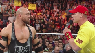 Ryback Accused John Cena Of Having No Balls, The Ultimate Wrestling Burn