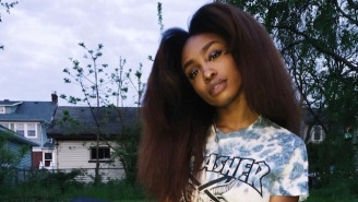 SZA's 'CTRL' Was Only Finally Released Because TDE Removed The Hard Drives From Her Safe