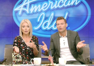 Ryan Seacrest Announces That He Is Officially Back As The Host Of 'American Idol'