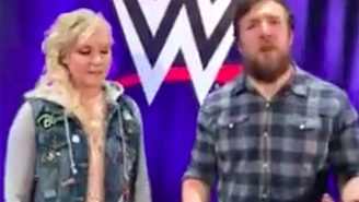 Daniel Bryan And Renee Young Debuted Their New Tout Show, 'Smacking Talk'