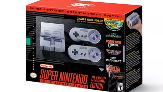 The SNES Classic Has Been Restocked If You Act Very, Very Fast