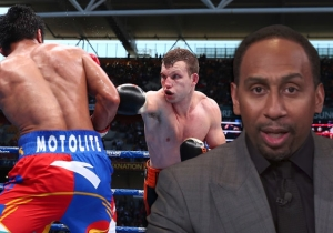 Al Bernstein's Takedown Of Stephen A. Smith's Ignorant Pacquiao-Horn Boxing Commentary Is A Must-Read