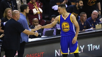 Richard Jefferson Is Allegedly The Reason Steph Curry Got Fined In Last Year's Finals