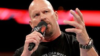 Stone Cold Steve Austin Is Returning To WWE Raw On A Very Special Day