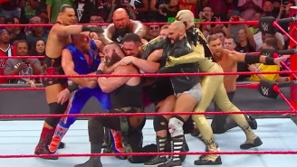 A Bunch Of Rematches On Monday Led To A Dip In WWE Raw's Ratings