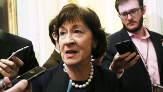 Susan Collins: 'Eight To Ten' Of My Fellow GOP Senators Have 'Serious Concerns' About The Health Care Bill