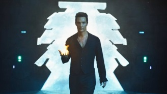 Matthew McConaughey Catches Bullets And Throws Fire In A New Trailer For 'The Dark Tower'