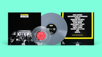The National Are Releasing A Tenth Anniversary Edition Of 'Boxer' On Vinyl