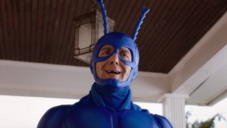 'The Tick' Greets The World In Spectacular Fashion In The First Trailer For Amazon's New Series