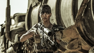 Charlize Theron Would 'Love To' Star In A 'Mad Max: Fury Road' Prequel