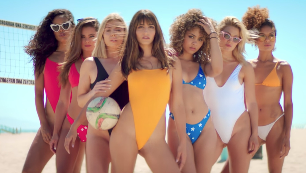 Music videos with girls in bikinis Sisqo S Thong Song 2017 Remake Video Is Majorly Lacking In Diversity