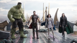 'Thor: Ragnarok' Mixes Myth With Easter Eggs In Its Trailer At Comic-Con 2017