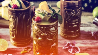 The Essential Tiki Drinks You Need To Try Before The Summer Ends