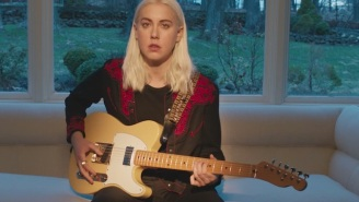 Torres' Video For The 'Three Futures' Title Track Is A Ball Of Of Slow-Burning Sexual Energy