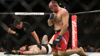 Dana White Calls On Travis Browne To Retire Following Fourth Loss In A Row At UFC 213