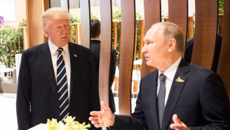 Trump On His G20 Encounter With Putin Before Their Private Meeting: 'I Think It Has Gone Very Well'