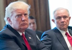 Report: President Trump Calls Jeff Sessions 'Mr. Magoo' Behind His Back
