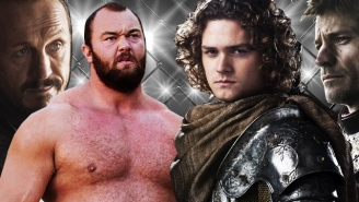 The 'Game of Thrones' Old School MMA Tournament, Round 2: The King's Landing Division