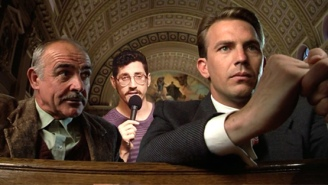 Frotcast 338: Millennials Watch 'The Untouchables'