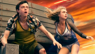 'Valerian' Is Luc Besson's $200 Million Attempt To Top 'The Fifth Element'