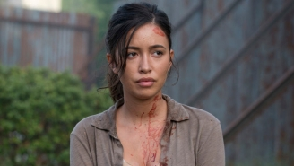 A 'The Walking Dead' Star Claps Back After Social Media Uproar Over A Nursing Photo
