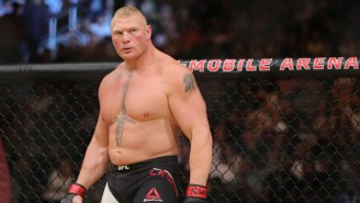 Here's Why Brock Lesnar's Return To The UFC Could Take A While