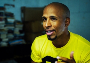 How One Man Is Shifting Conversations About Literacy And Fitness