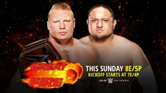 Here's Your WWE Great Balls Of Fire Discussion Thread