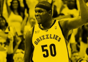 Zach Randolph's Legacy In Memphis Was Teaching Us To See The Beauty In Ugly Basketball