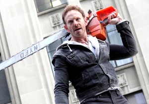 One Sixth Of The 'Sharknado 5' Budget Went To Ian Ziering