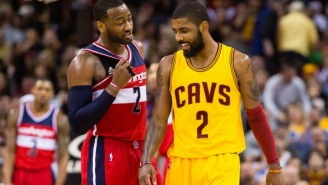 John Wall Called Kyrie Irving's Trade Request 'Crazy'