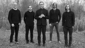 The National Will Perform Their New Album 'Sleep Well Beast' In Full During A Special Show Next Month