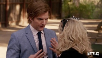 Adam Scott Steps In For Bradley Cooper In This New 'Wet Hot American Summer' Teaser