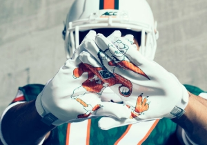 Adidas Is Giving The Hurricanes Special 'Miami Nights' And 'State Of Miami' Uniforms
