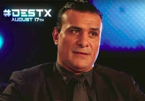 Alberto El Patron Claimed It Was His Idea To Be Stripped Of The GFW Title