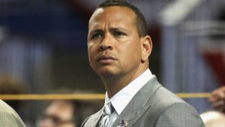 Alex Rodriguez Finally Decided He Needed To 'F*cking Change' And 'Stop Being A Jerk'