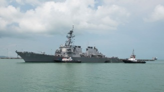 The Remains Of All 10 Sailors Lost After The USS John McCain Collision Have Been Found