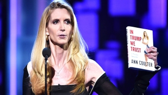 Ann Coulter Could Be The First To Choose Sides Between Steve Bannon And Donald Trump