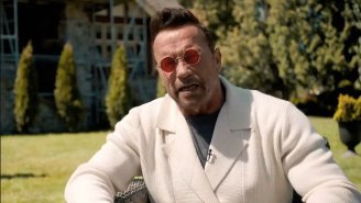 Arnold Schwarzenegger Shows Off His Comedic Chops As The World's Greatest Hitman In 'Killing Gunther'