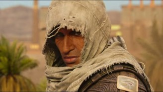 'Assassin's Creed Origins' Scores Murder To Leonard Cohen In A New Trailer