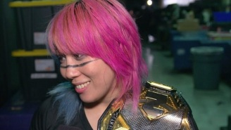 Triple H Really Doesn't Want Asuka To Leave WWE NXT