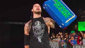 Baron Corbin Talked About His 'Terrifying' Money In The Bank Victory