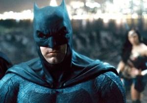 Ben Affleck Says 'Justice League' Features A 'More Traditional' Batman Than We Saw In 'Batman V Superman'