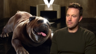 The 'Inhumans' Panel At TCA Drew Some Unwanted Comparisons To 'Batman V Superman' And Sad Ben Affleck