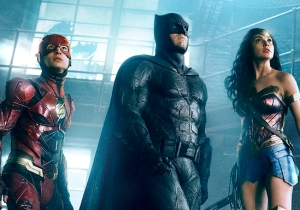 'Justice League' Stars Want A Marvel And DC Crossover Movie