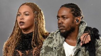 Beyonce Deserves Mom Of The Year After Taking Blue Ivy To See Kendrick Lamar's 'DAMN' Tour
