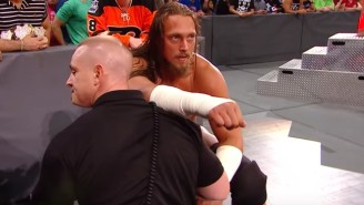 Big Cass Will Undergo Surgery On His Injured Knee And Miss A Significant Amount Of Time