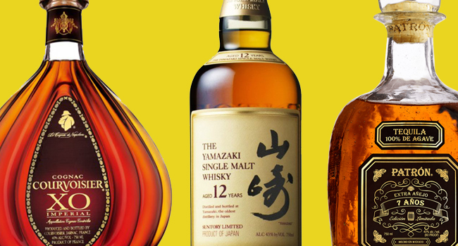 These Bottles Of Booze Are Actually Worth The $100 Price Tag