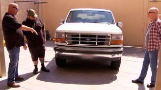 The Owner Of The Infamous O.J. Simpson Chase White Bronco Took It On 'Pawn Stars' To Ask For $500,000